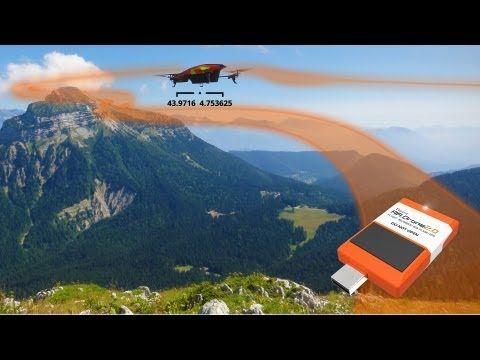 AR.Drone 2.0 Flight Recorder GPS (CES 2013 Preview) consumentenmarkt