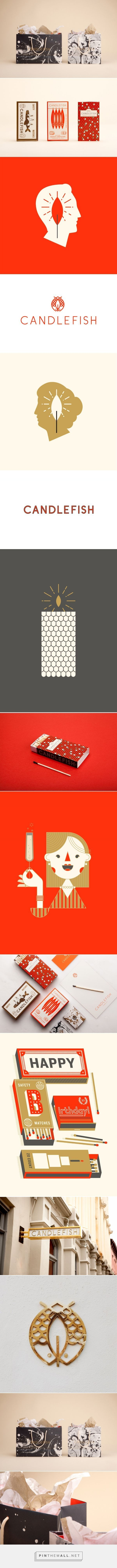 New Visual Identity for Candlefish by Fuzzco — BP&O... - a grouped images picture - Pin Them All