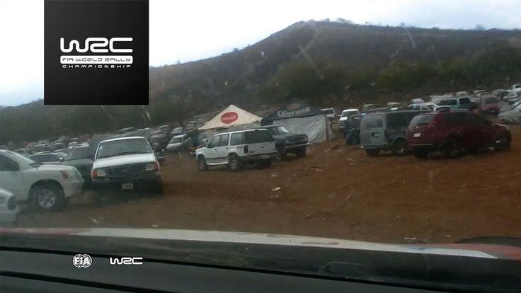 #WRC - #Rally #Guanajuato #México 2017: #ONBOARD #KrisMeeke / Power Stage exit
