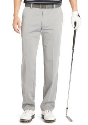 IZOD Golf  Mens Straight-Fit Golf Pants