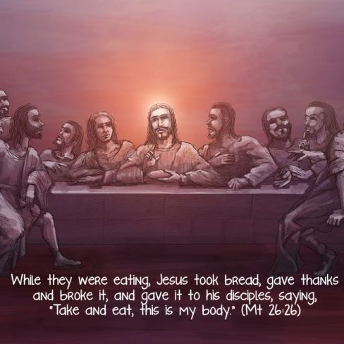 "#throwbackthursday Today is Holy Thursday. This evening we remember when Jesus had His famous last meal with His disciples, His closest mates, before His crucifixion, and instituted the Eucharist.  We also enter into the Easter Triduum, the three day commemoration of the Passion and Death of Our Lord. Listen to today's Xt3 Lent feature podcast to join the discussion of 3 young Sydney Catholics about what makes Holy Thursday so ""Holy"". http://ow.ly/mgXM30aOM6x  Original Image by Xt3.com"