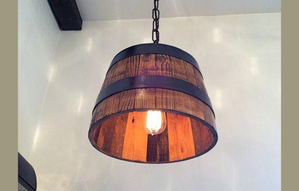 Idee arredo da botti in legno