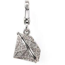 NEW Juicy Couture Charm Pave Locket