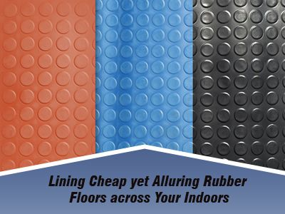 now you can reach for the teams of rubber flooring uk which operate form the