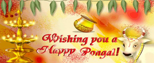 Download Wishing You a Happy Pongal Wallpaper HD FREE Uploaded by