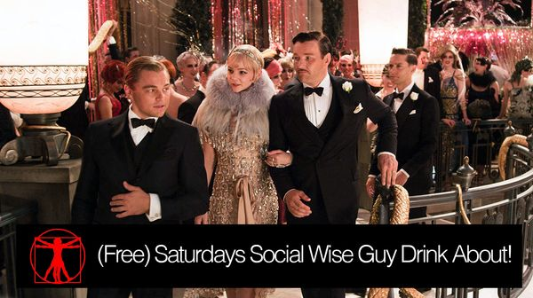(Free) Saturday Socials Wise Guy Drink About!
