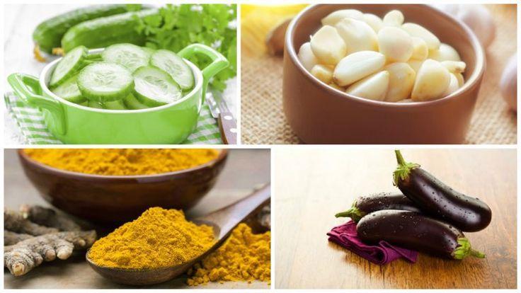 Los 8 mejores alimentos para eliminar las toxinas y fortalecer el sistema inmunitario