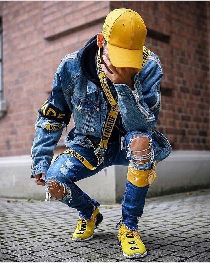 18+ Fabulous Urban Fashion Shoot Ideas 9