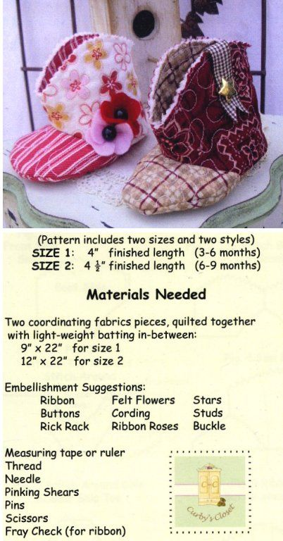 sewing printables free | Sewing Patterns for Children and Toddlers - Erica's Craft & Sewing ...