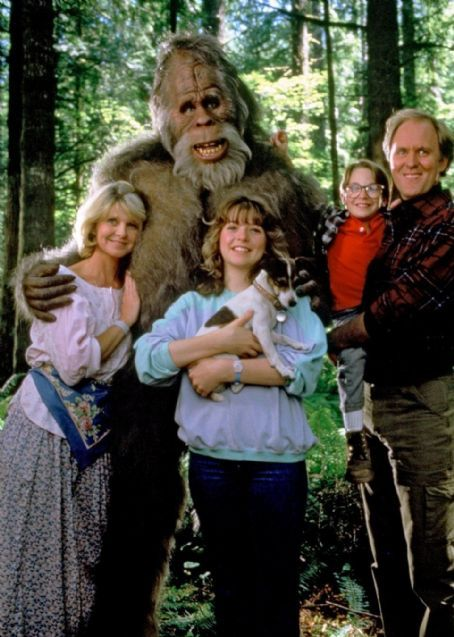 Harry and The Hendersons: Back when they actually Made a Big foot instead of computer animating him in.