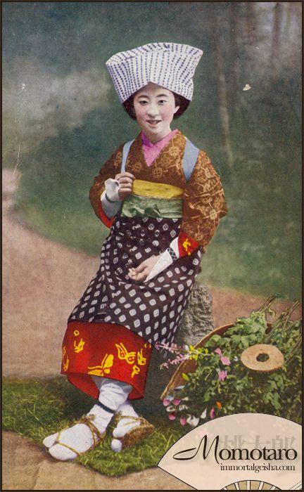 Momotaro - Taisho Era Maiko -