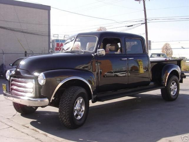 Pics Of A 47 54 Crew Cab The 1947 Present Chevrolet Gmc Truck Message Board Network Pinterest Trucks And Chevy