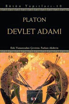 E-kitap kütüphaneniz.: Platon - Devlet Adamı