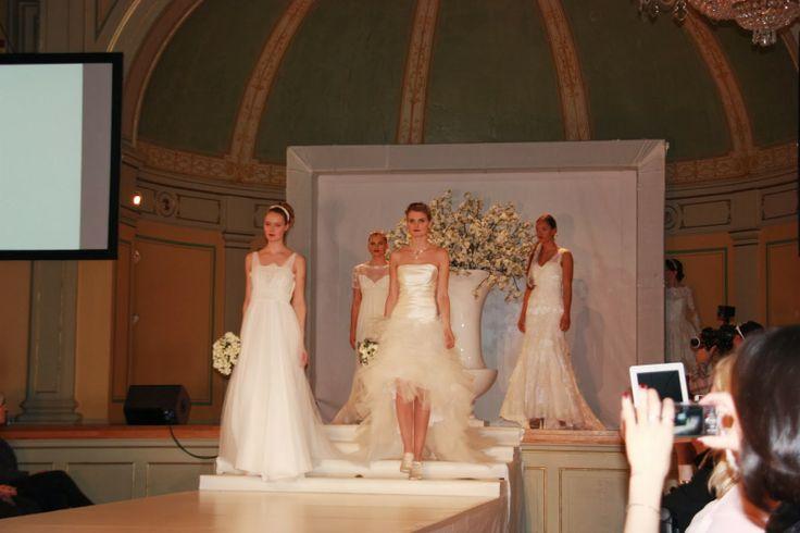 Bilder fra brudeshow 9.februar ~ Bryllupstid