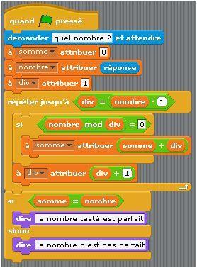 SCRATCH - Mathématiques - Pédagogie - Académie de Poitiers