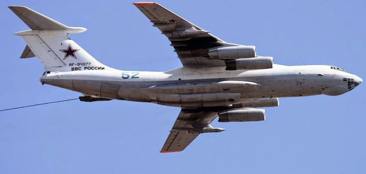 Θρίλερ στην Μεσόγειο: Ρωσικά ιπτάμενα τάνκερ IL-78 MIDAS στην Αίγυπτο και πιθανή διείσδυση Tu-95 στην Κύπρο!