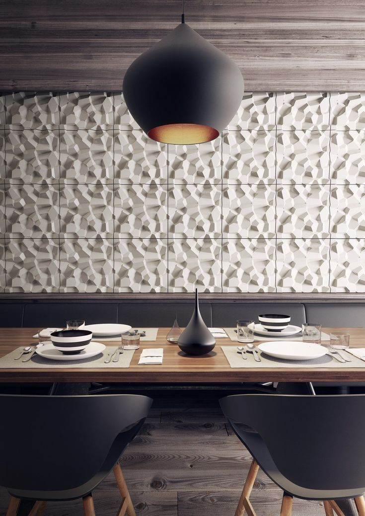 Like crystal and mineral formations: Penta's geometric patterns by @kazaconcrete