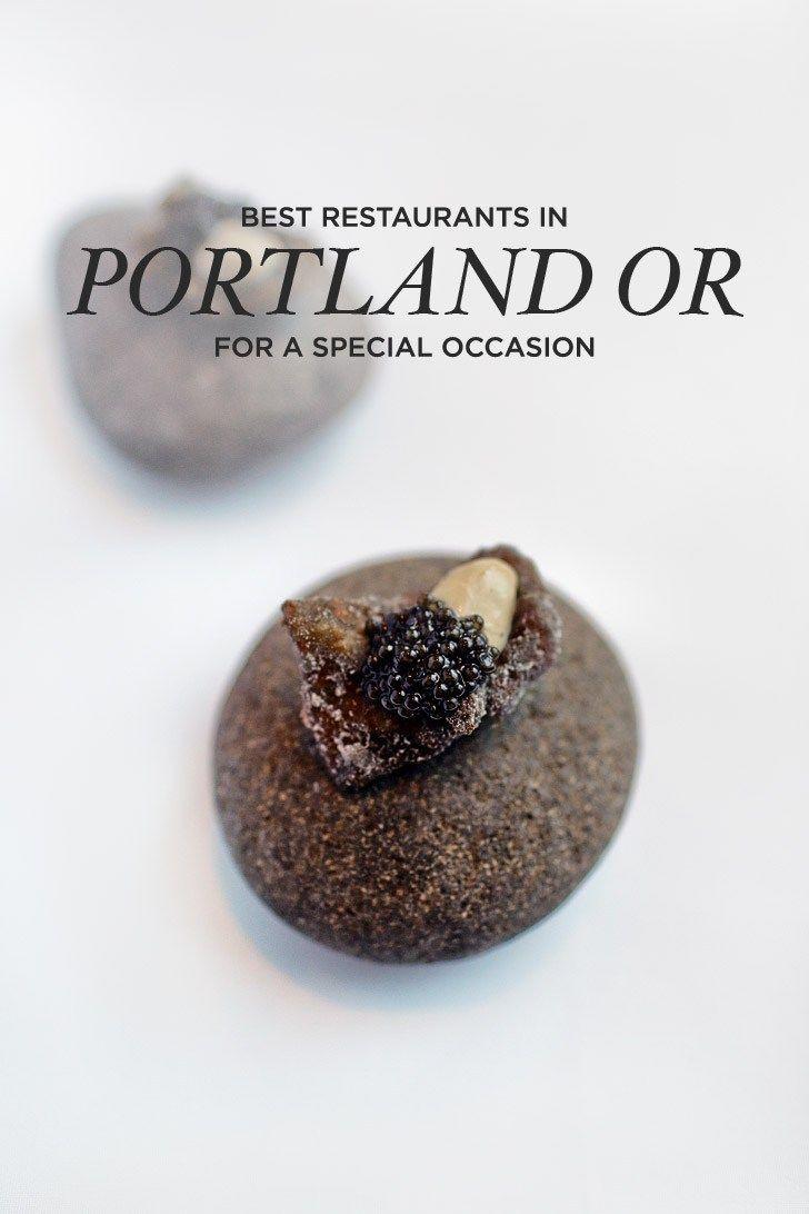 Best Fine Dining Restaurants in Portland for Special Occasions // localadventurer.com