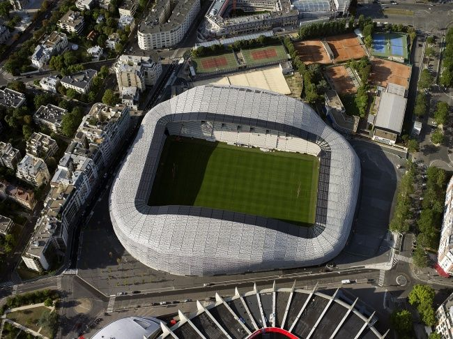 25 best ideas about stade jean bouin on pinterest stade jean bouin paris - Rudy ricciotti stade jean bouin ...