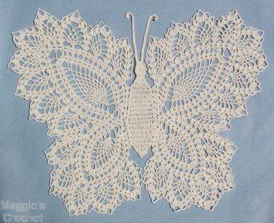 hermosa mariposa