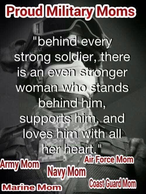 Pin by Kris Nelson on Air Force Mom | Military spouse quotes ...