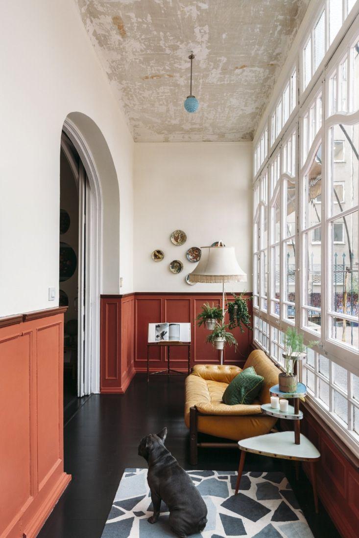 A Revived Catalan-Modernist Apartment: Quintana Partners ...