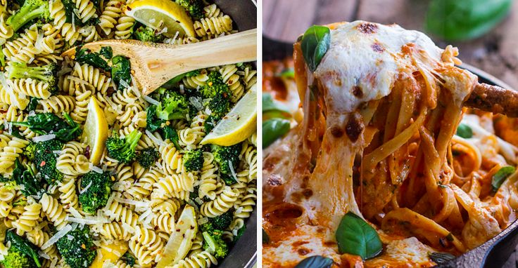 18 Tasty Pasta Dinners You Need To Try
