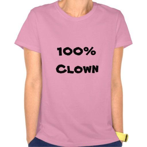 100% clown cool