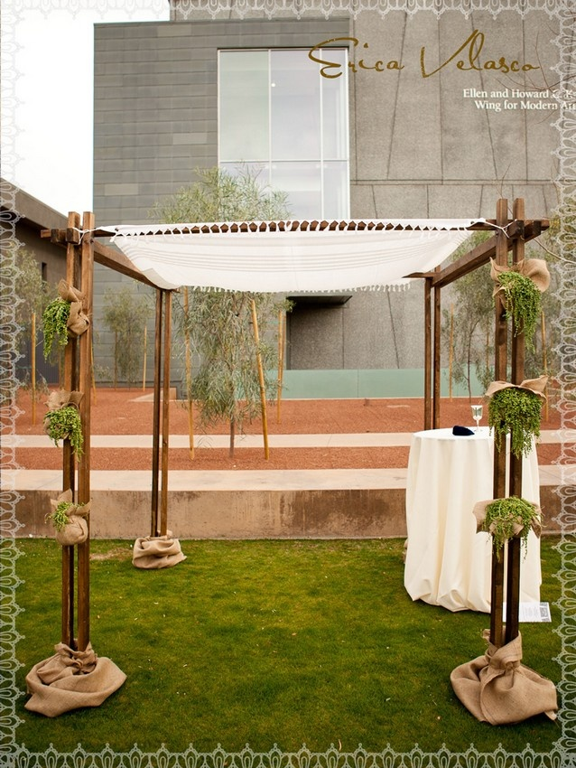 Phoenix Art Museum   Ceremony Arch   Angelic Grove | EVENTS U0026 WEDDINGS |  Pinterest | Ceremony Arch And Weddings