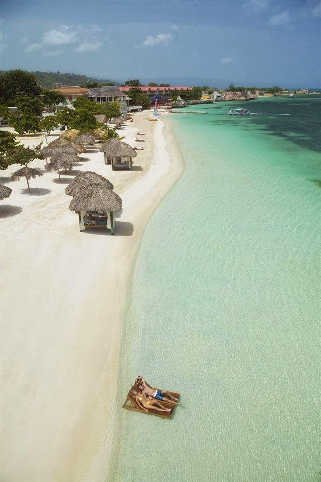Attention Honeymooners: Montego Bay, Jamaica