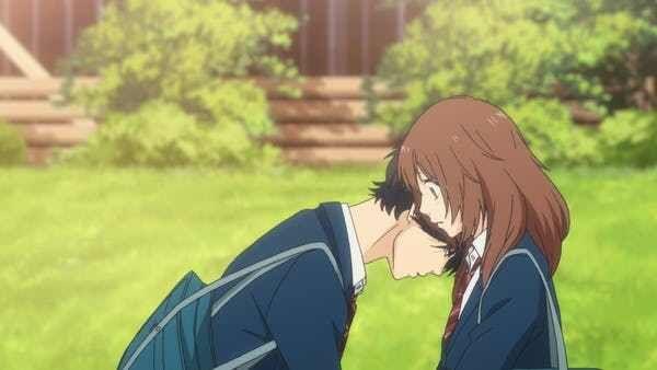 The 15 Best High School Romance Anime Anime Shows Romantic