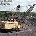 Jeddo Coal Company Bucyrus Erie 1450W (Jeddo Basin) by Michael Davis Photography