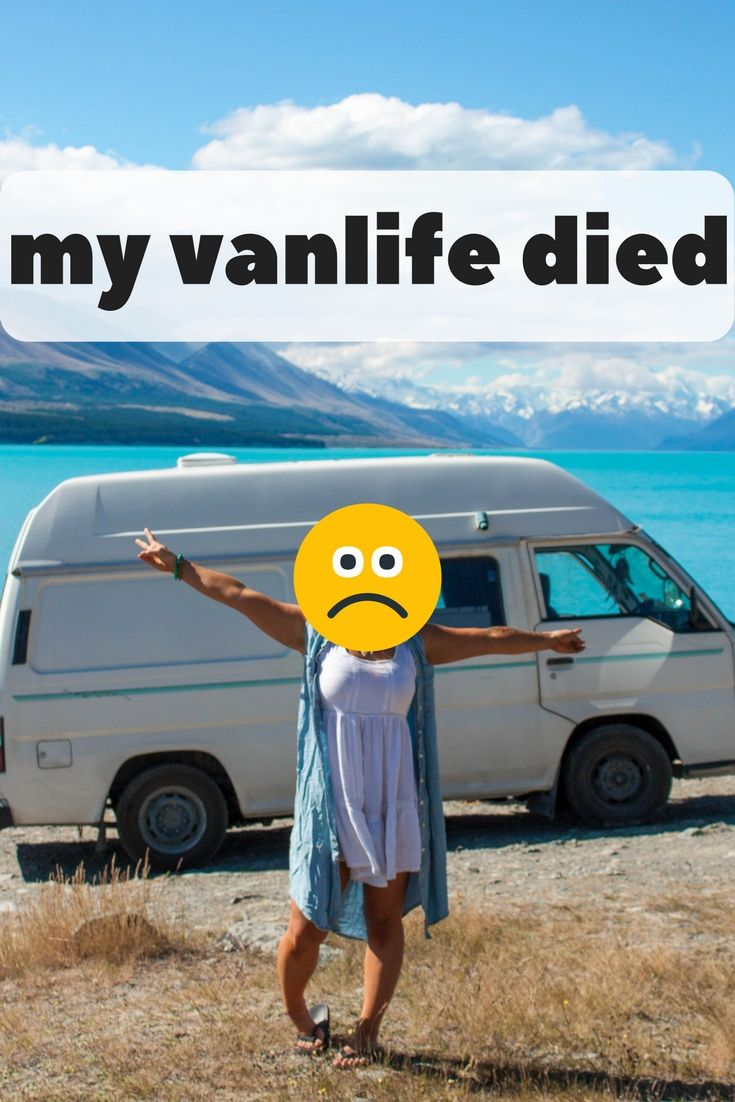 yes you got it right.. my vanlife died.   www.beaniesandbikinisblog.com/vanlife-died/