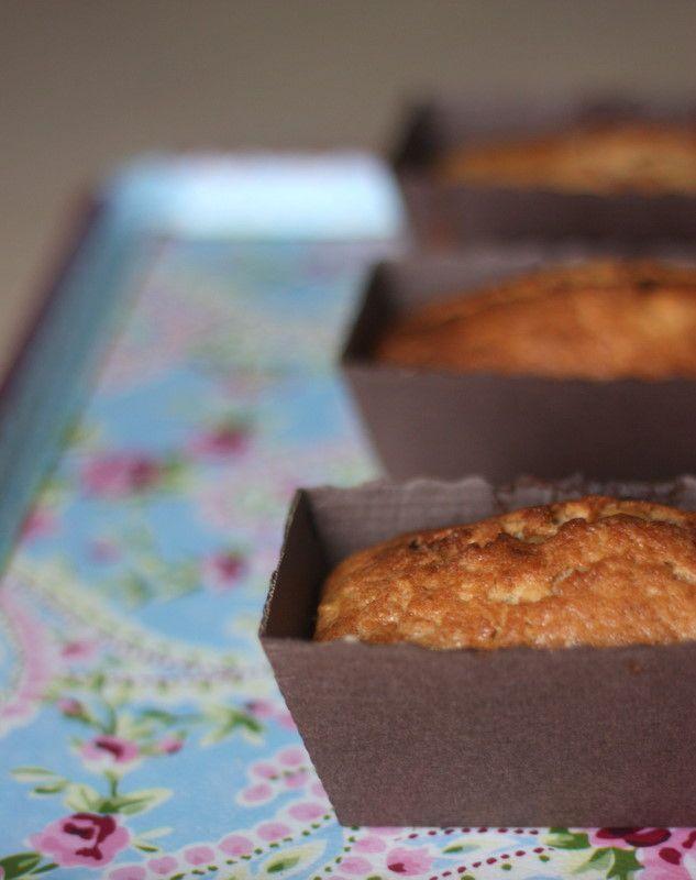 Mini banana cakes aux speculoos pour les copines (et recette des épices à spéculoos) @lar marmite de Cathy