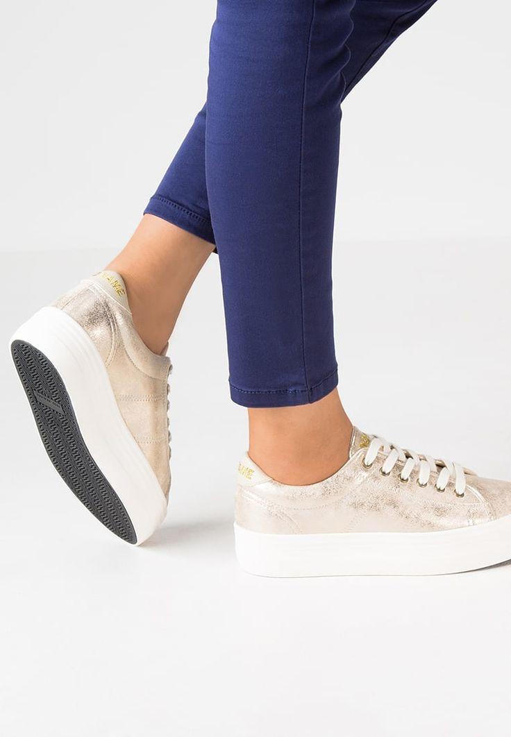 Chaussures No Name GRAVITY - Baskets basses - gold/fox offwhite or: SFr. 80.00 chez Zalando (au 13.11.16). Livraison et retours gratuits et service client gratuit au 0800 890 223.
