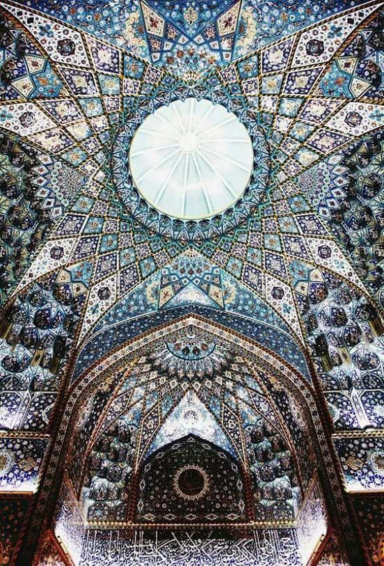 Imam Hussein shrine in Karbala, Iraq