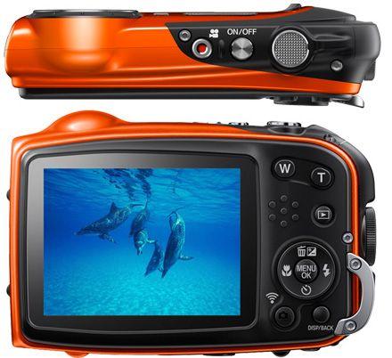 Fujifilm FinePix XP70 (Under Water Camera)