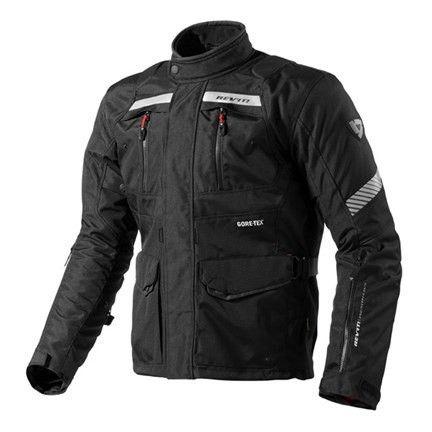 REV'IT Neptune GoreTex Jacket Black