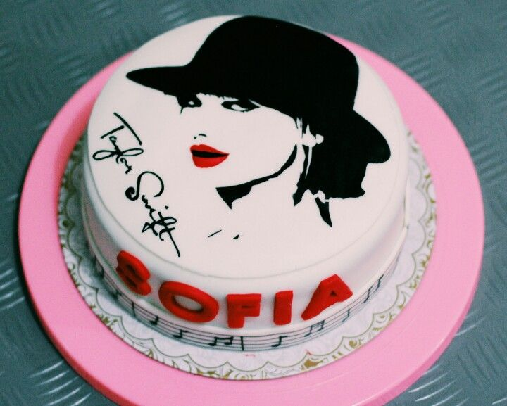 Best 25+ Taylor Swift Cake Ideas On Pinterest