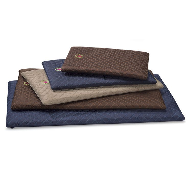 Tuffut Luxx™ Chew Proof Crate Pad Dog Beds Gates