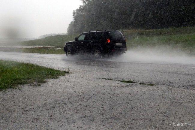 Na strednom a východnom Slovensku môžu byť búrky aj lejaky - Slovensko - TERAZ.sk