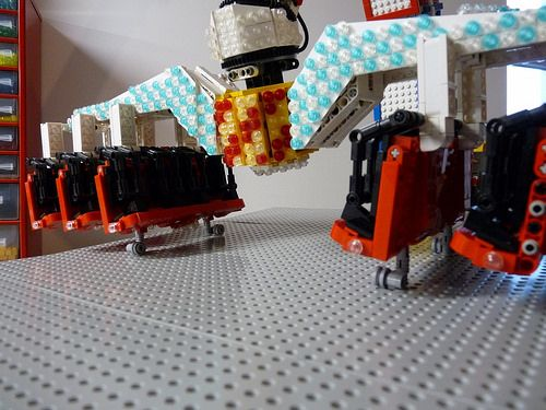 LEGO Intoxx ride | Flickr - Photo Sharing!