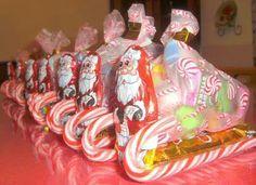 Santa's Candy Sleigh                                                                                                                                                                                 More