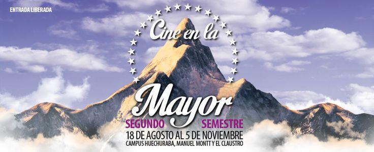 Cine en la Mayor - Universidad Mayor
