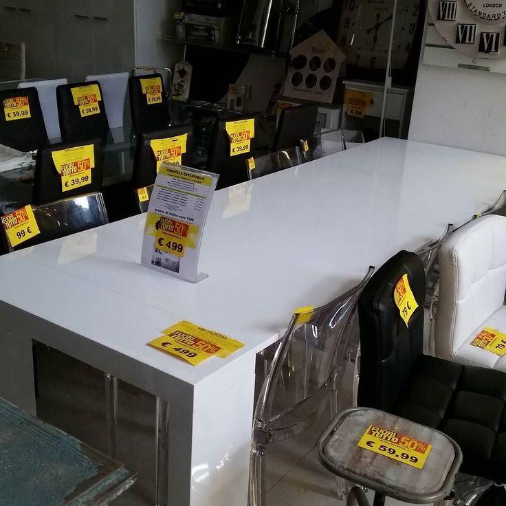 tavolo da 2 metri e 70 quasi 3 metri top da 139 8euro a 49euro #fuggi #FUORITUTTO