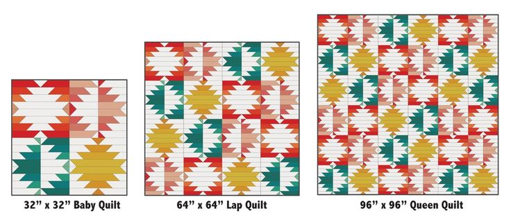 Patterns by Elizabeth Hartman — SOLAR ECLIPSE pdf quilt pattern