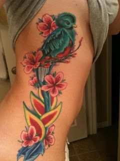 Special Tattoo For Girls And Man Best Quetzal In Paradise