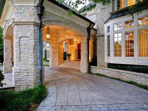 21 best images about driveways on pinterest gardens for Porte in english