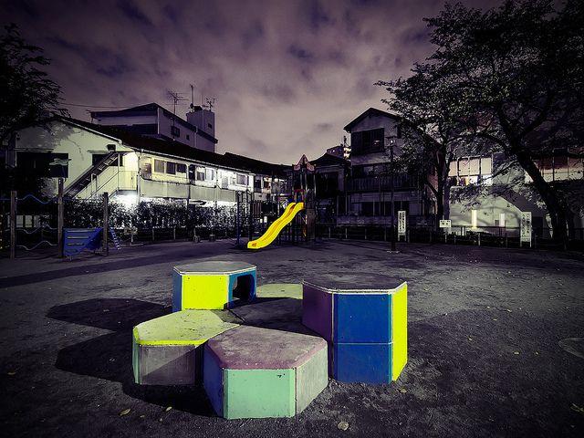 Silent Playground 6, Tokyo   Flickr - Photo Sharing!