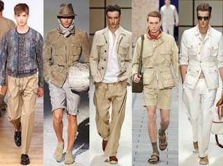Alışveriş Dedektifi: 2012 Yaz Erkek Modası -Beyler Buraya
